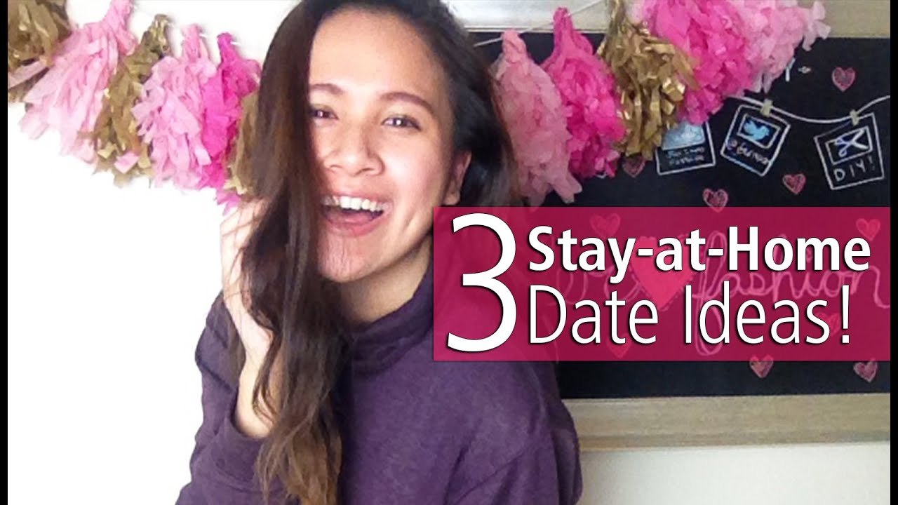 3 Stay At Home Valentines Day Date Ideas Jferlovesfashion Youtube