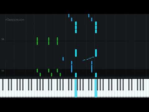 Wanted - OneRepublic - Improvised by PKimchi [Piano Tutorial + Sheet music] thumbnail