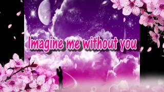 Imagine Me Without You (Jaci Velasquez) w/ Lyrics - HBC