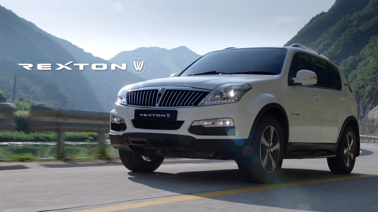 ssangyong rexton w youtube. Black Bedroom Furniture Sets. Home Design Ideas