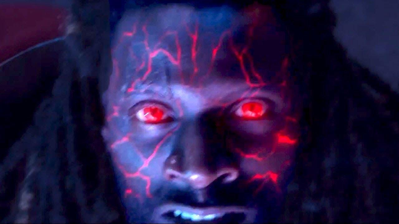 Omar Sy alias BISHOP | X-Men Days of Future Past - Trailer Personnage ... X Men Days Of Future Past Bishop
