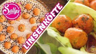 Mercimekli Köfte / Linsenköfte / vegan / Fingerfood