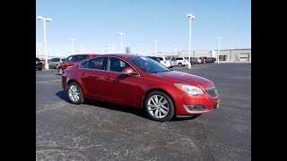 2014 Buick Regal For Sale Dayton Troy Piqua Sidney Ohio | CP15610