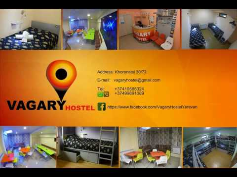 Travel To Armenia:Hostel Vagary & Tours