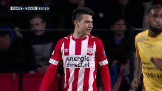 Hirving Chucky Lozano vs Excelsior   HD 720p   Eredivisie   07/12/18