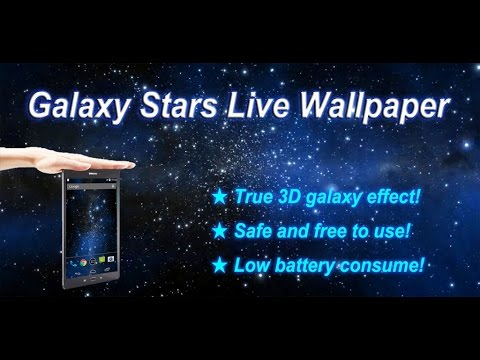 Galaxy 3d live wallpaper android apps on google play voltagebd Image collections