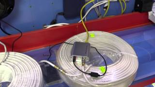 Передача Ethernet по коаксиальному кабелю. ST EoCoax (E2Coax). Цифромания, Ингушетия.(, 2015-05-24T20:50:20.000Z)