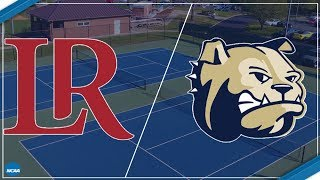 SAC Tennis Tournament Quarterfinals - #8 Lenoir-Rhyne at #1 Wingate (Court 1)