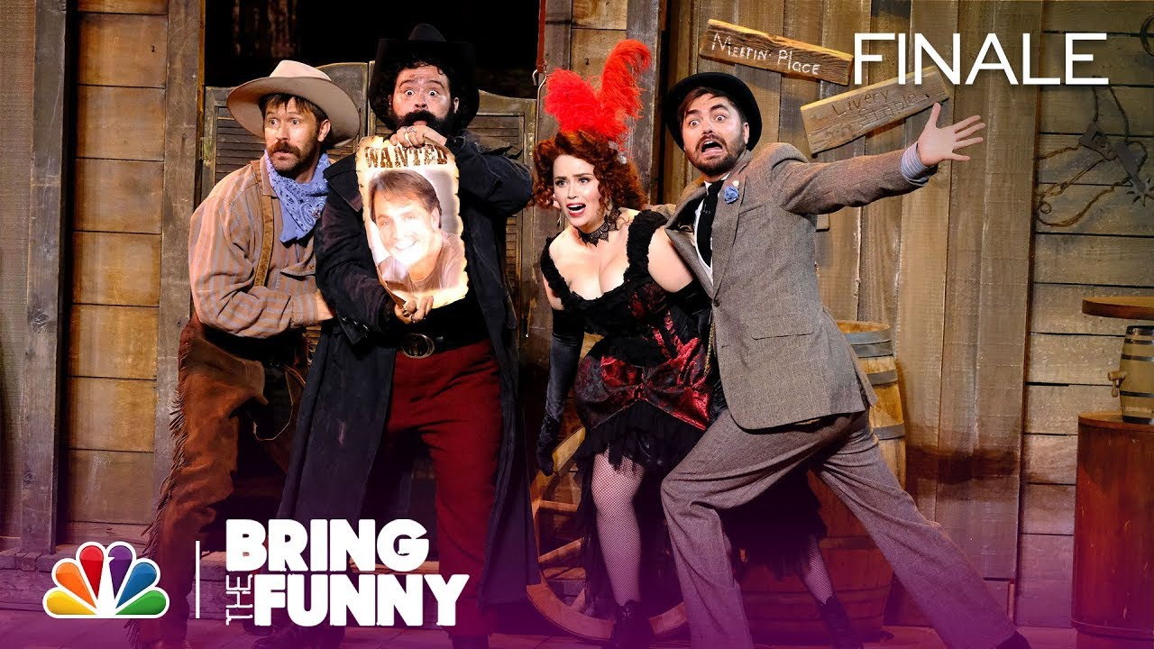 Sketch Troupe The Valleyfolk Goes To The Wild West Bring The Funny Finale Youtube
