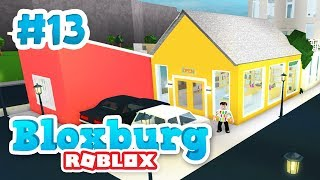 BUILDING A SUPERMARKET - Roblox Welcome to Bloxburg #13