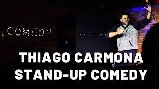 Thiago Carmona - Visitando Amigos que Viraram Pais - Stand Up Comedy