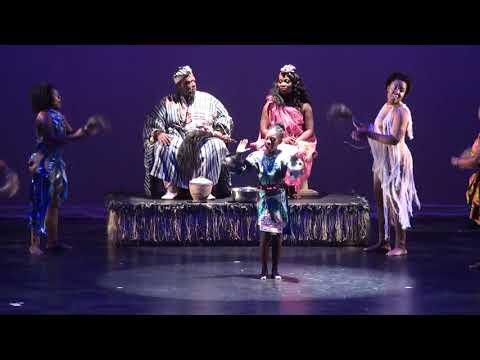 ASASE YAA Presents Ghana