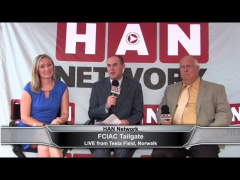 HAN FCIAC Tailgate: High School Football Pregame Show Replay 09.15.17