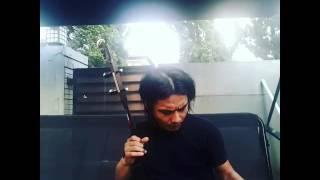 Charly setia band bermain Erhu lagu Gugur Bunga