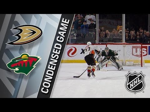 Anaheim Ducks vs Minnesota Wild – Feb. 17, 2018 | Game Highlights | NHL 2017/18. Обзор
