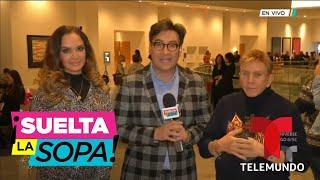 Batalla de Titanes: Lupita Jones vs Osmel Sousa | Suelta La Sopa | Entretenimiento