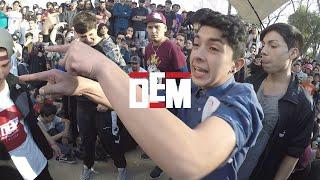 Segundo Repechaje DEM Civil War 2018