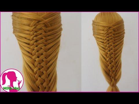 Hairstyles - Hướng Dẫn Cách Tết Tóc Đẹp Và Đơn Giản