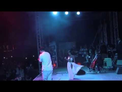 Jhene Aiko w/ Drake Performing From Time Live Coachella HD