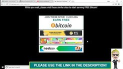 Free Bitcoin Spinner app REVIEW - IT WORKS!!!  FREE BTC!!!