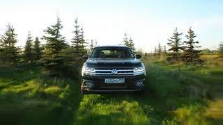 видео Volkswagen Teramont 2018 в России, комплектации, характеристики, цены, отзывы