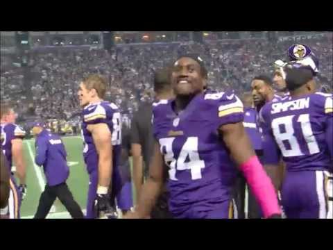 Cordarrelle Patterson Rookie Highlights (weeks 1-14)