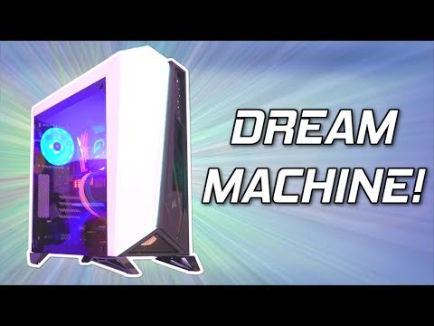 The ULTIMATE 4K Gaming PC Build 2018! 😍