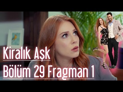 Kiralık Aşk 29. Bölüm Fragman