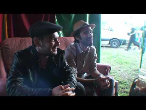 Babylon Circus Interview at BoomTown Fair 2011