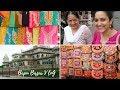 Bapu Bazar Jaipur Vlog   Navratri Festive Shopping with Mom   Perkymegs