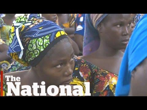 Boko Haram releases schoolgirls