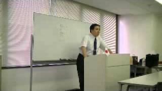 平成22(2010)年8月7日に東京で行った、第17回黒田裕樹の歴史講座「徳...