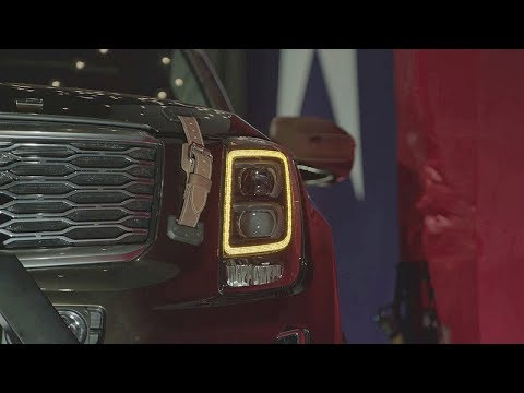 2020 Kia Telluride At NY Fashion Week