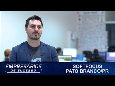 SOFTFOCUS, PATO BRANCO/PR, EMPRESÁRIOS DE SUCESSO TV
