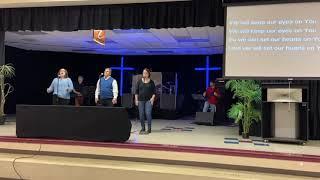 March 22 Sermon