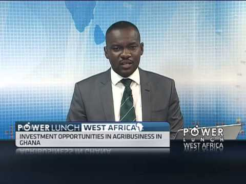 Investment Opportunities in Ghana's Agriculture sector