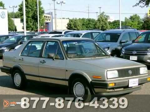 1987 Volkswagen Jetta #66399A in St-Paul MN Minneapolis, MN - SOLD
