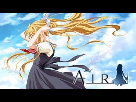 Air episode 4 (English dub)