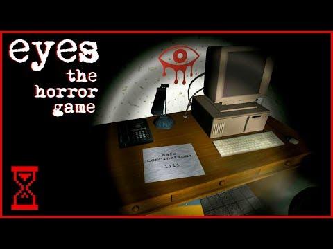 Прохождение Глаза ужаса на ПК | Eyes - The Horror Game