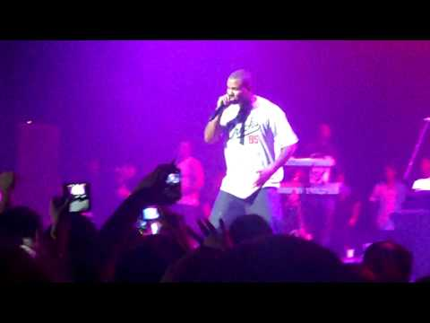 The Game Live @ Club Nokia - Start From Scratch