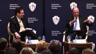 Unconventional Energy and U.S. National Security: A Conversation on Energy and Security