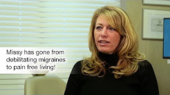Nothing to lose but the pain of constant migraines - Missy's Story