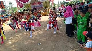 Jaranan kali jogo festival kabupaten Pringsewu