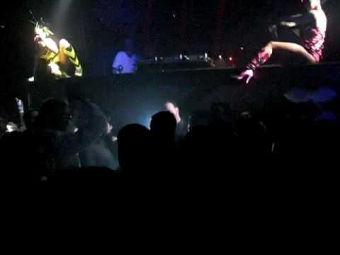 David Guetta @ Pacha NYC 04/03/09 - Sun Is Shining (Funkeman Remix) Live