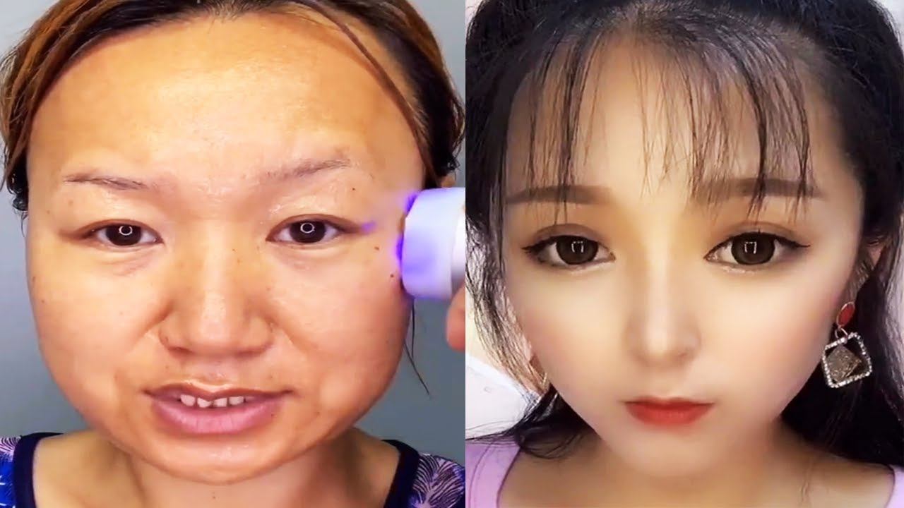 Asian Makeup Tutorials Compilation | New Makeup 2021 | 美しいメイクアップ/ part 6