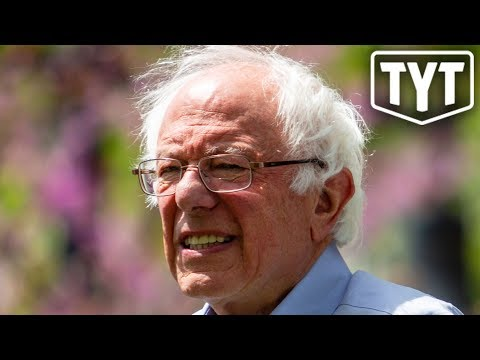 Establishment Goes After Bernie Sanders