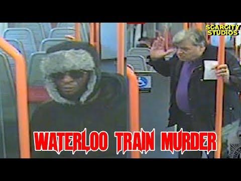 Waterloo Train Murder - Footage Released (Rest In Peace) (Lee Pomeroy)#StreetNews