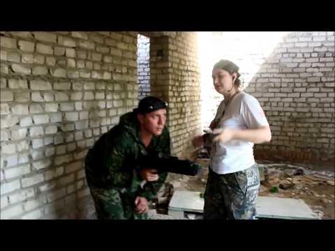 ВОЕННЫЙ КОНФЛИКТ В БУРУНДИИ - Сценарная Игра ЛАЗЕРТАГ