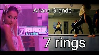 Ariana Grande _ 7 rings | Dance Choreography #7rings #ArianaGrande