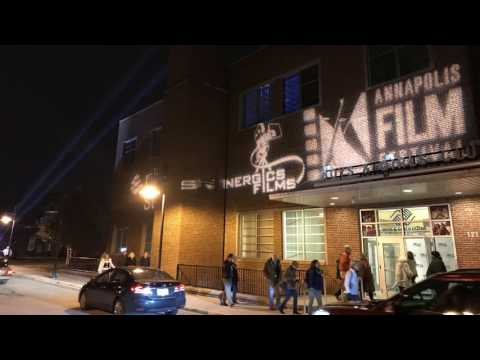 CRABCAKE: Annapolis Film Festival; Opening Night, LBJ, and Rob Reiner and why there is too much...